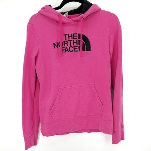 The North Face Pink Pullover Sweatshirt Hoodie
